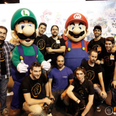 Fotos de la Madrid Games Week