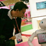 Visitamos el Mobile World Congress